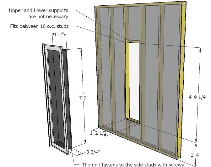 Stealth Wall - Large