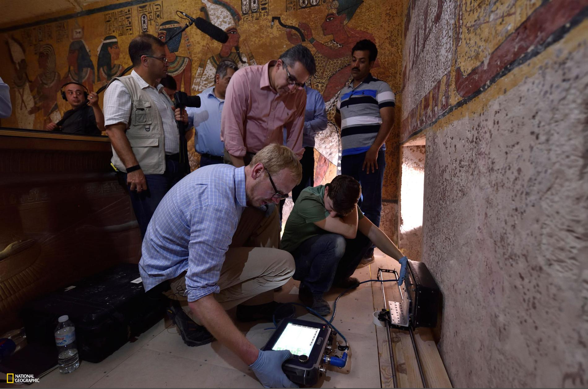 King Tut Tomb Secret Room