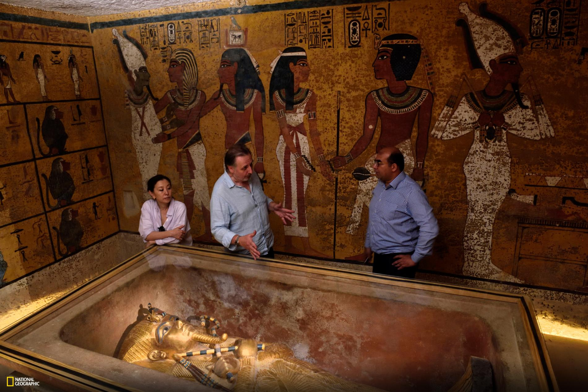 The Mystery of King Tut Secret Room
