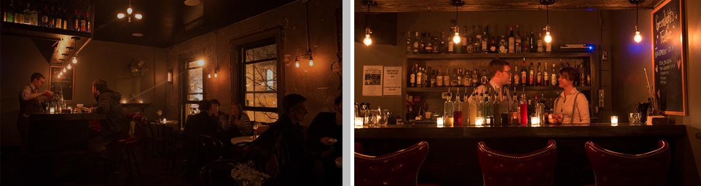 Green Light Bar in Raleigh - Hidden Bar